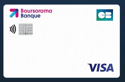 Carte Kador Boursorama Banque